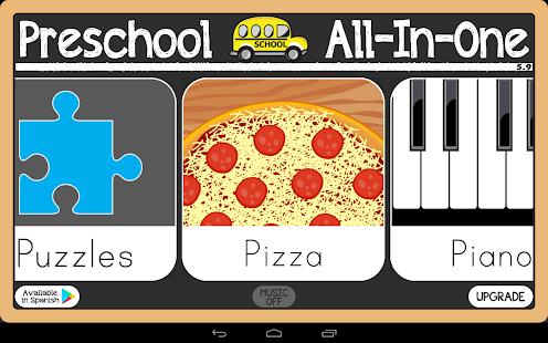 Preschool All-In-One v4.5 [Unlocked] Apk