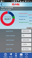 Screenshot of RE/MAX Real Estate Search