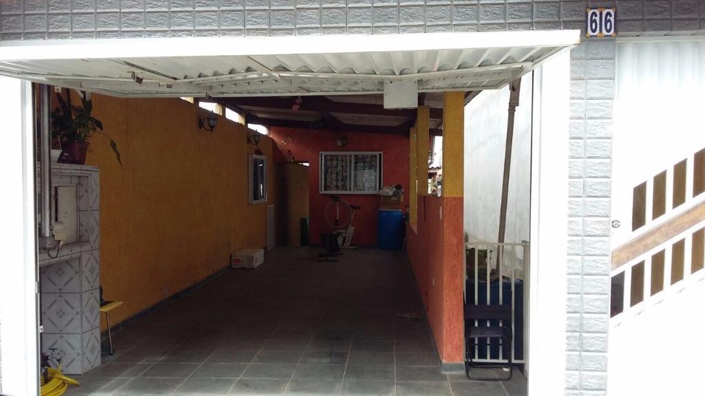 Sobrado à Venda - Vila Carmela II