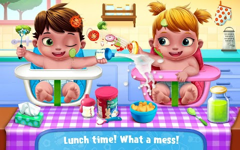 Baby Twins - Terrible Two APK