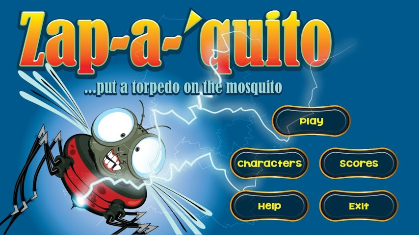 android Zap-a-'quito Screenshot 1