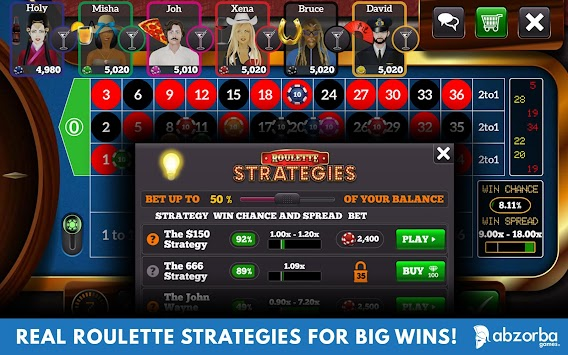 Roulette Live APK screenshot thumbnail 2