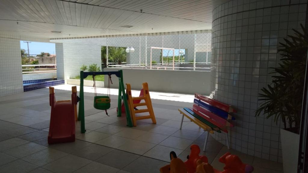 Apartamento residencial à venda, Alto de São Manoel, Mossoró.