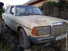 продам запчасти Mercedes 200 200 (W123)