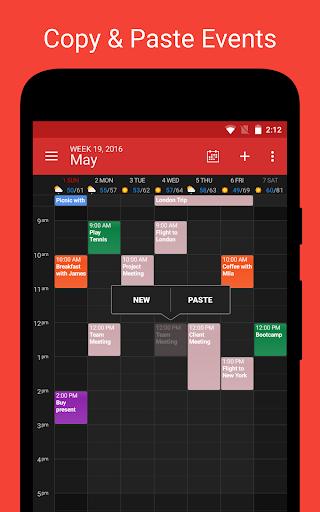 DigiCal+ Calendar screenshot 3