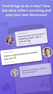 Amoretto - Socialize and Chat- screenshot