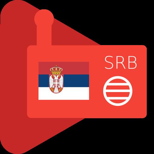 Android aplikacija Internet Radio Serbia
