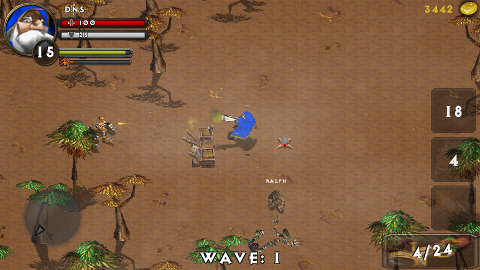 Survival Mayhem Screenshot 4