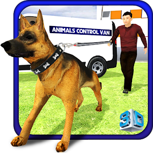 Download Animal Control Van Simulator For PC Windows and Mac