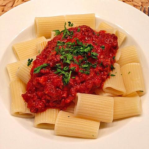 Crock Pot Bolognese Sauce Recipe | Yummly