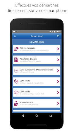 ameli, l'Assurance Maladie 9.0.0 screenshot 2088627