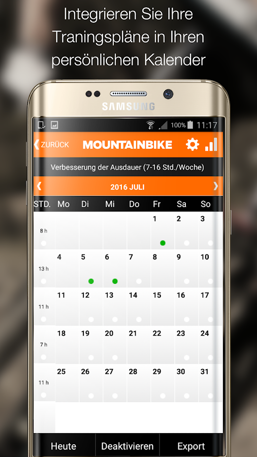 MOUNTAINBIKE Trainer Screenshot 3