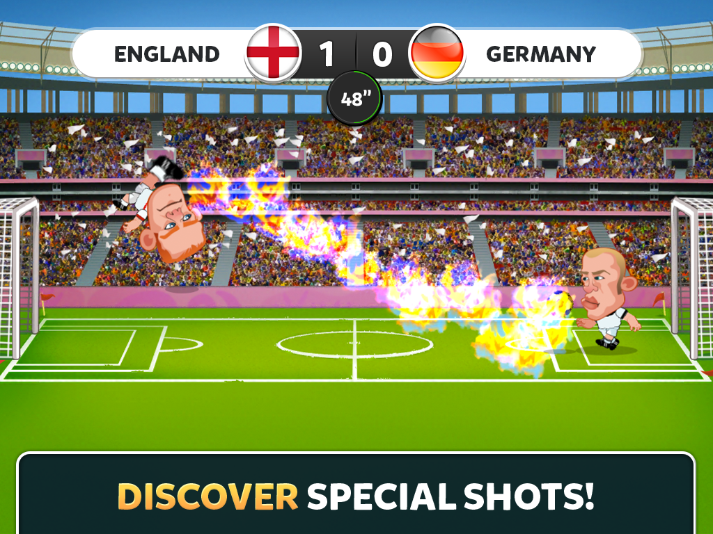 EURO 2016 Head Soccer Screenshot 6