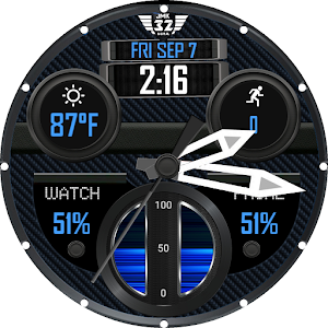VIPER 63 color changer watchface for WatchMaker For PC / Windows 7/8/10 / Mac – Free Download
