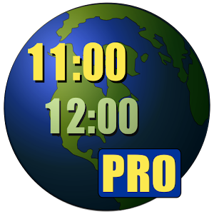World Clock Widget 2018 Pro For PC / Windows 7/8/10 / Mac – Free Download