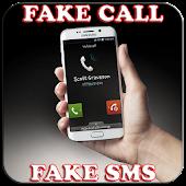 Fake SMS && call APK for Bluestacks