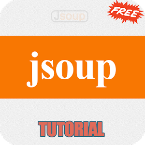 Free jsoup - Tutorial