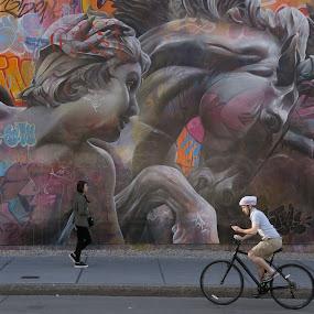 Street Art by VAM Photography - City,  Street & Park  Street Scenes ( art, nyc, people, culture, street photography,  )