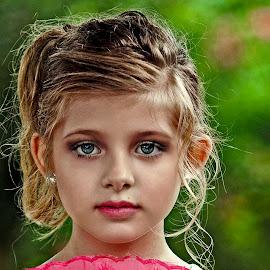 Chloe 101 by Sylvester Fourroux - Babies & Children Child Portraits