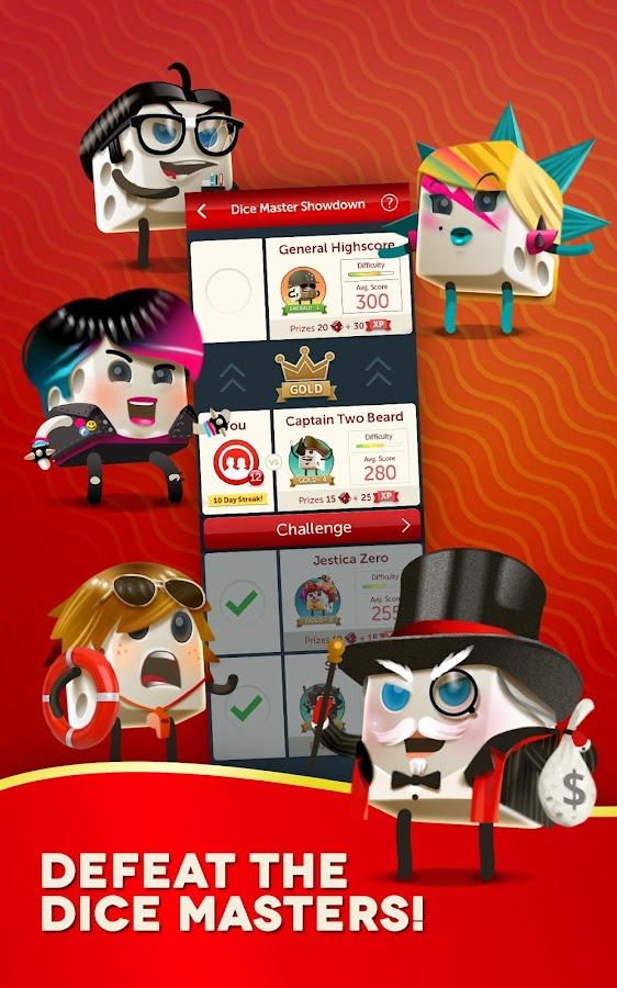 YAHTZEE® With Buddies - Dice! Screenshot 17