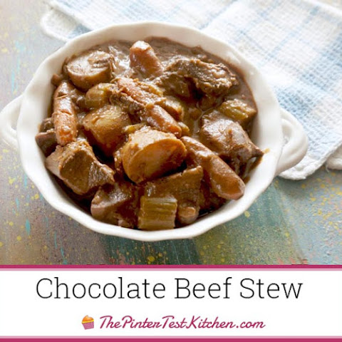 Chocolate Beef Stew