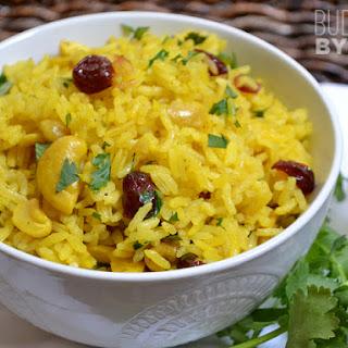 Rice Pilaf Cashews Recipes