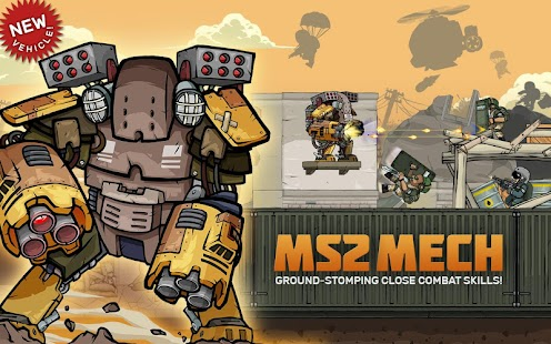Metal Soldiers 2 apk screenshot