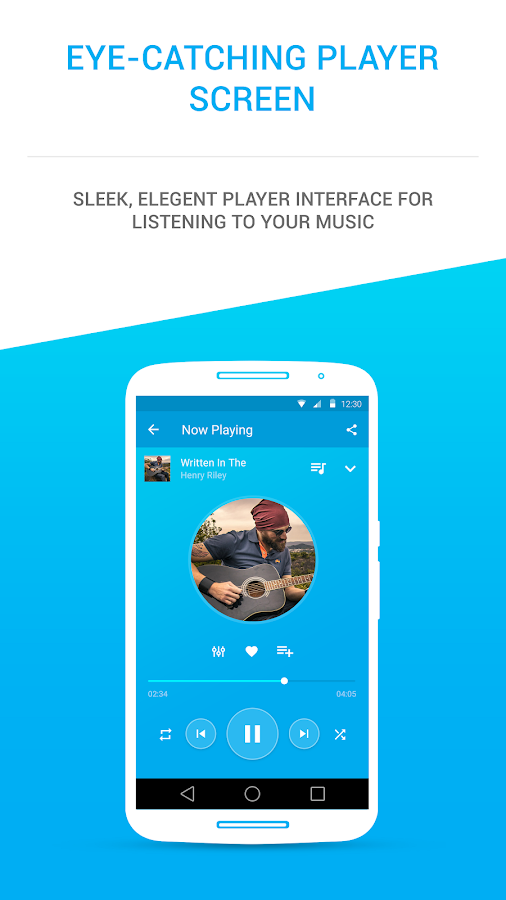 Muziko Music Player Screenshot 2