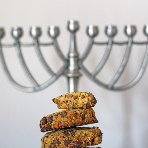 Chanukah Olive Oil Cookies