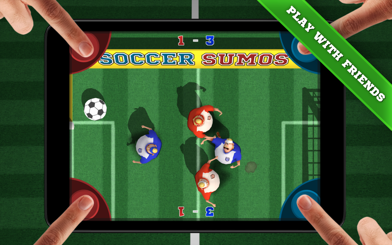 Soccer Sumos - Party game! Screenshot 10