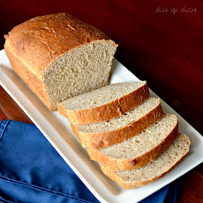 Honey Whole Wheat and Oats Bread