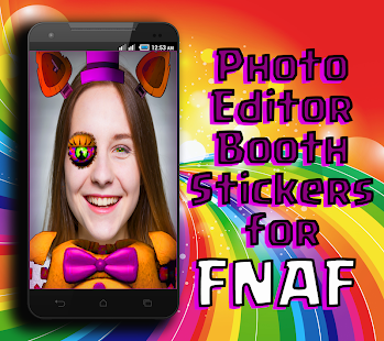 Game Photo Editor Booth Stickers for FNAF apk for kindle fire