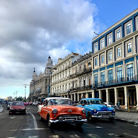 Cuba by Zuzana Kapolkova - City,  Street & Park  Historic Districts ( havana )
