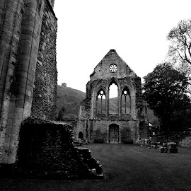 Valle Crucis Abbey  by Emma Payne - Buildings & Architecture Places of Worship