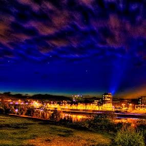 Arnhem by Raymon Brugman - City,  Street & Park  Vistas ( arnhem city life city scape )