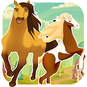 Free The Spirit Horse Adventure - Riding Free APK for Windows 8