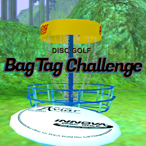 Disc Golf Bag Tag Challenge For PC