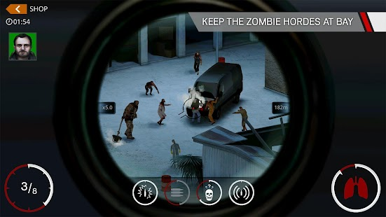 Hitman Sniper 1.7.86402 (Retail & Mod Money) Apk + Data