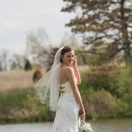 Beautiful Bride by Debra Rebro - Wedding Bride (  )