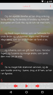 Norwegian Bible - Full Audio - screenshot