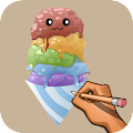 Download How to Draw Cute Food APK on PC