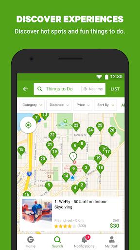 Groupon - Shop Deals, Discounts & Coupons screenshot 3