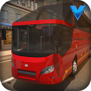 Cover art City Bus Simulator 2015
