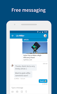 Download LinkedIn APK for Android Kitkat
