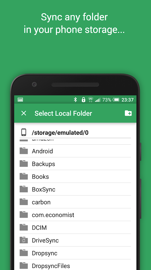 Autosync Google Drive Screenshot 2