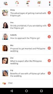 Philippines women - screenshot