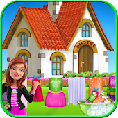 Download Android Game Hotel Room && Laundry Wash for Samsung