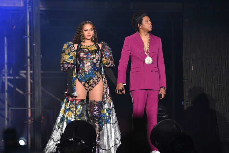 Beyoncé among stars at Johannesburg concert to honour Mandela