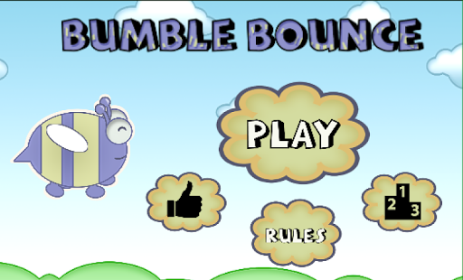 Bumble Bounce - screenshot