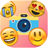 Emoji Photo Sticker Maker Pro APK for Bluestacks